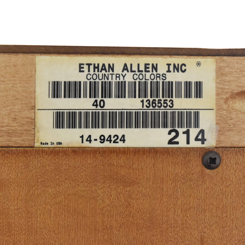 Ethan Allen Ethan Allen Country Colors Bookcase pa