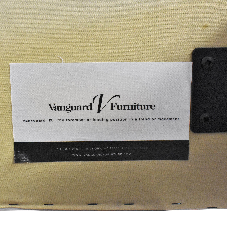 Vanguard Furniture Vanguard Custom Upholstered Full Bed coupon