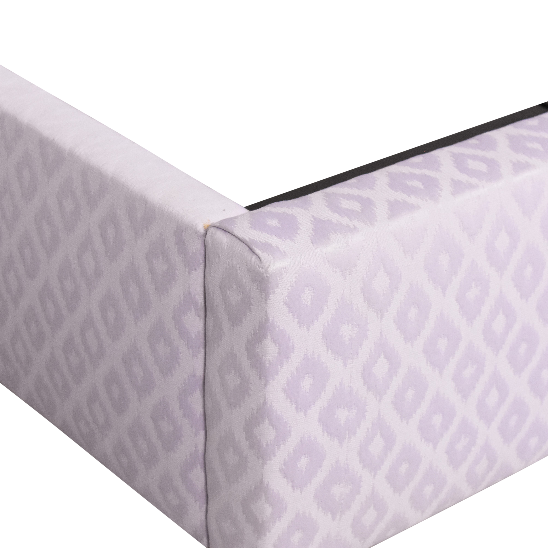 Vanguard Furniture Vanguard Custom Upholstered Full Bed ma