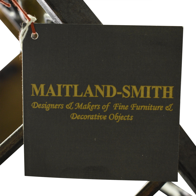 Maitland-Smith Maitland-Smith Bakers Rack Bookcases & Shelving