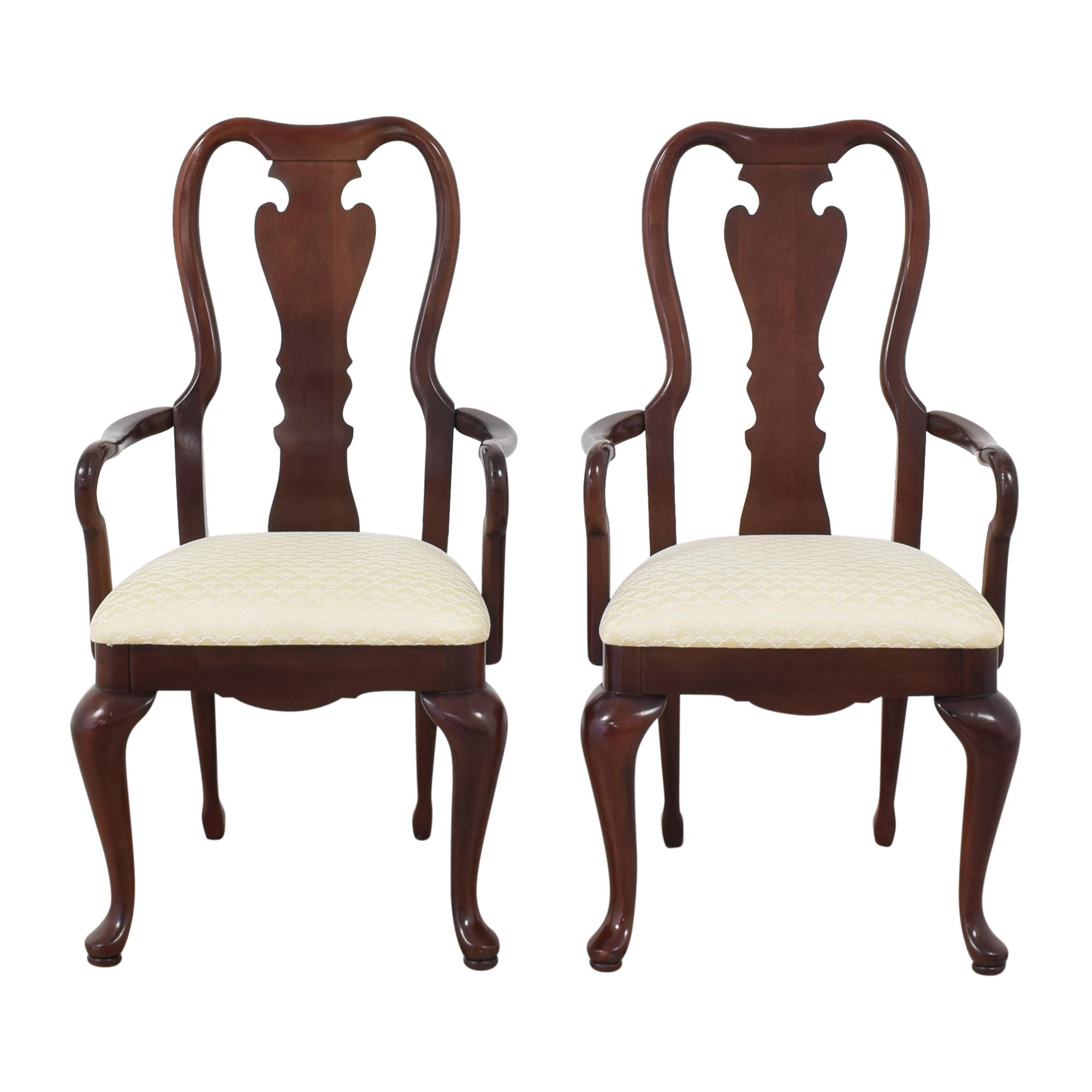 buy Thomasville Winston Court Collection Armchairs Thomasville Chairs