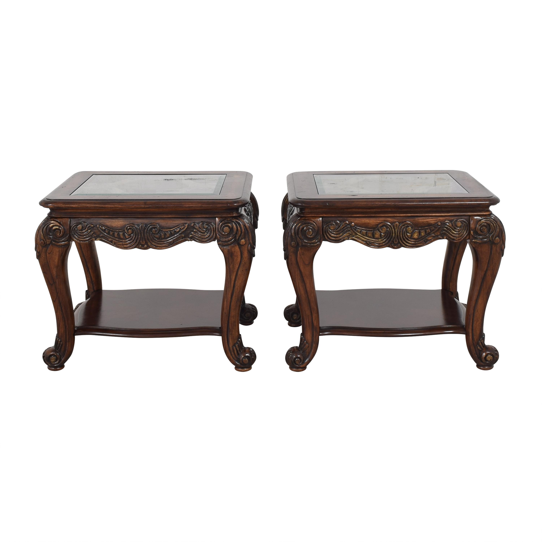 Schnadig Rectangular End Tables sale