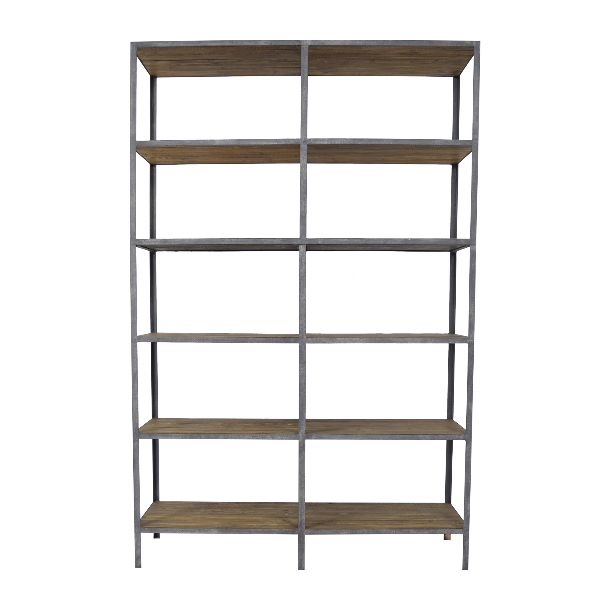 Restoration Hardware Restoration Hardware Double Shelving for sale