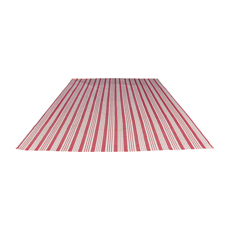 Dash & Albert Dash & Albert Striped Area Rug dimensions