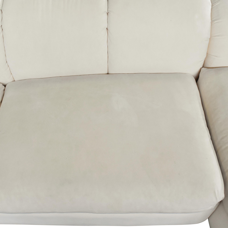 Jackson Chair Company Contemporary Living Sectional Sofa by Jackson Chair Company Sectionals