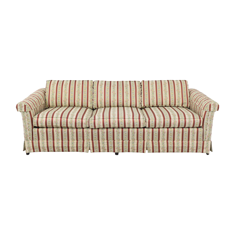 shop Ethan Allen Ethan Allen Traditional Classics Three Cushion Sofa online