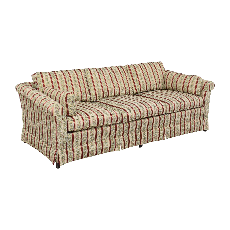 Ethan Allen Ethan Allen Traditional Classics Three Cushion Sofa nyc