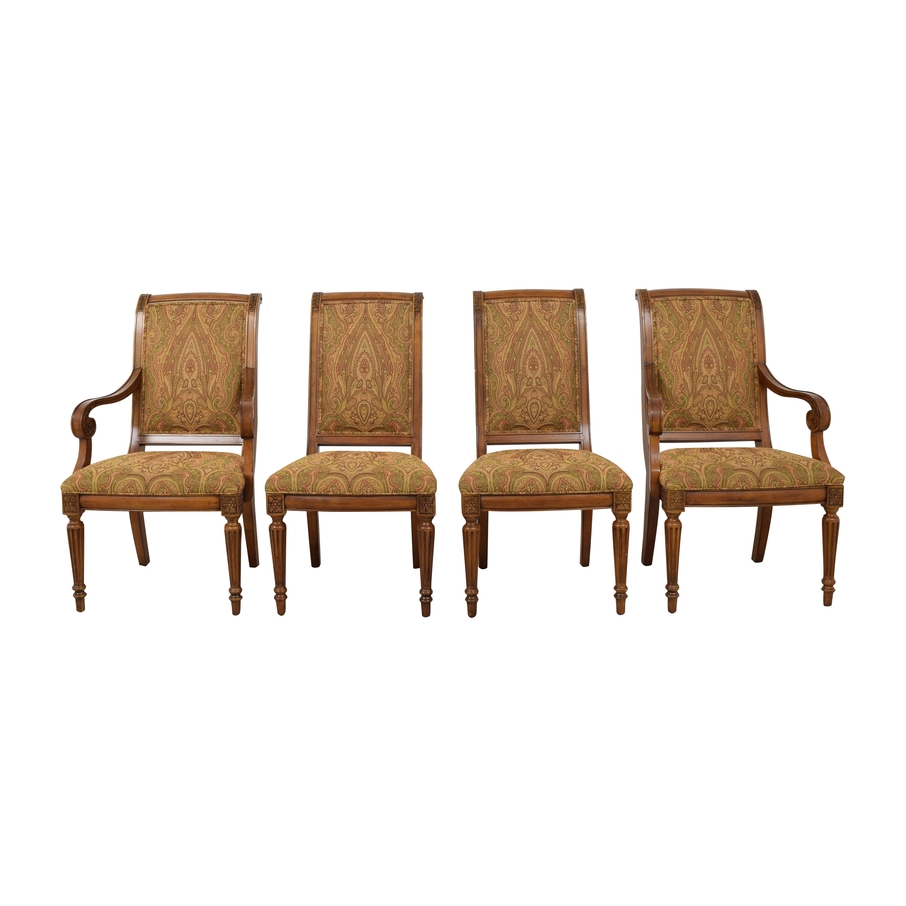 Ethan Allen Ethan Allen Adison Dining Chairs nyc