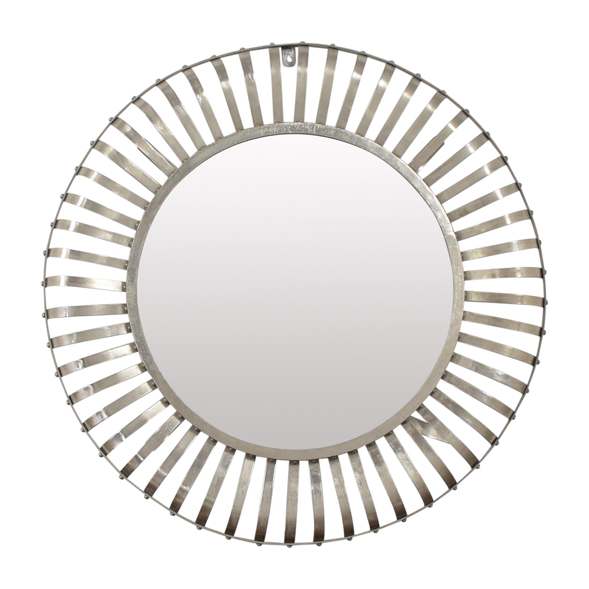 Mitchell Gold + Bob Williams Mitchell Gold + Bob Williams Decorative Round Mirror ct