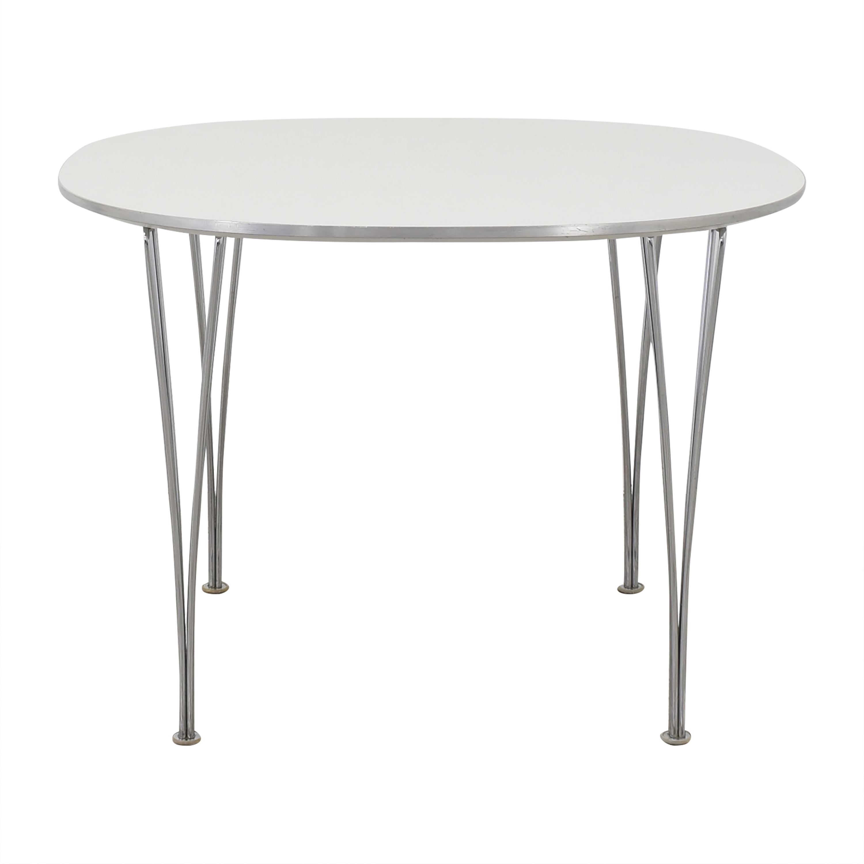 Fritz Hansen Fritz Hansen B603 Supercircular Table price