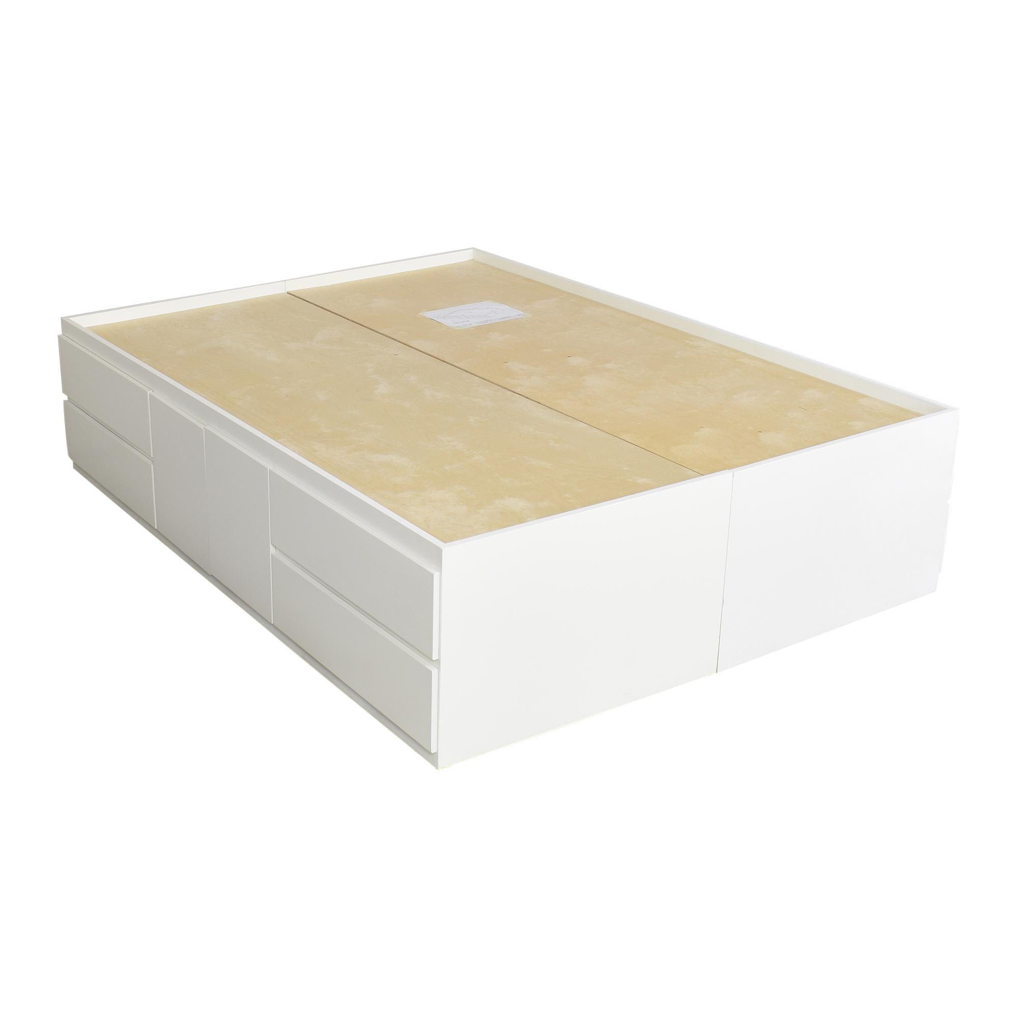 Gothic Cabinet Craft Gothic Cabinet Craft Custom Storage Queen Bed
