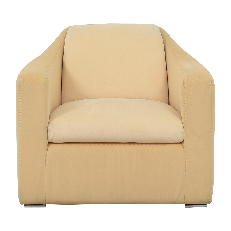 W. Schillig W. Schillig Club Chair pa