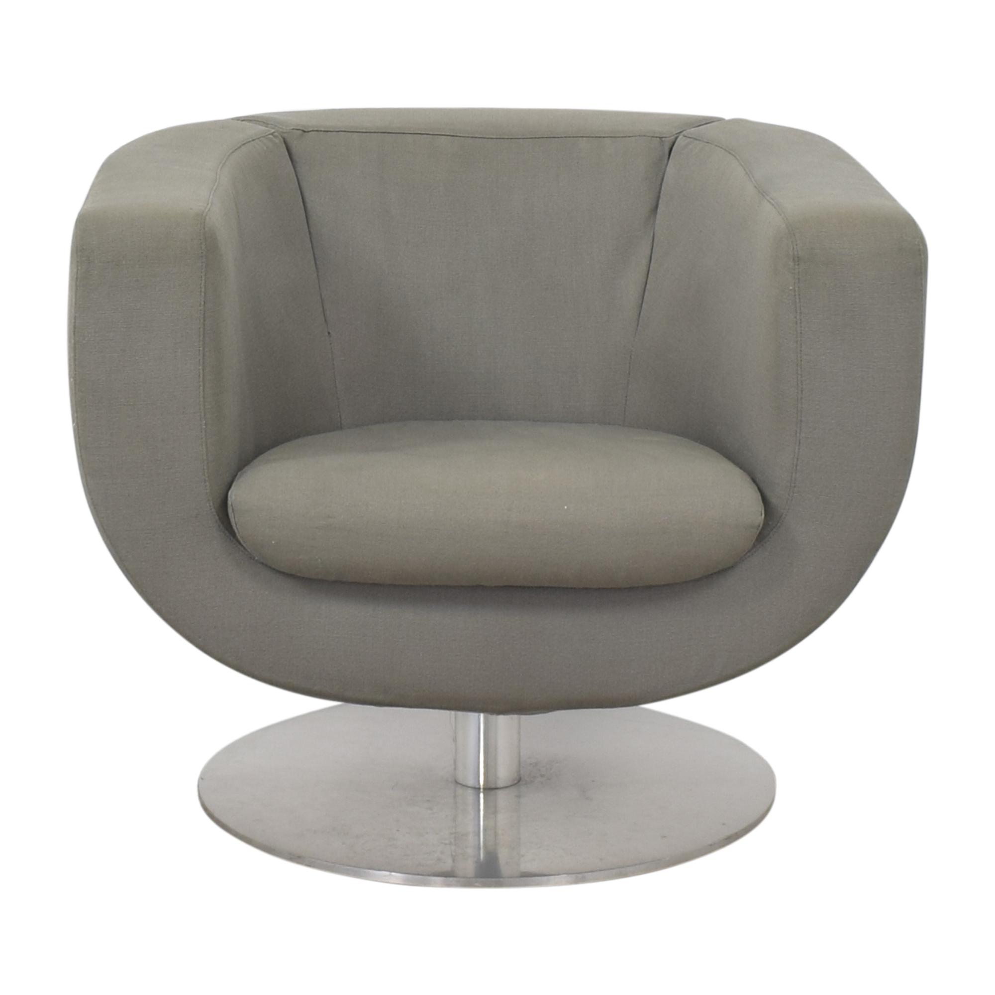 buy B&B Italia by Jeffrey Bernett Tulip Armchair B&B Italia Accent Chairs