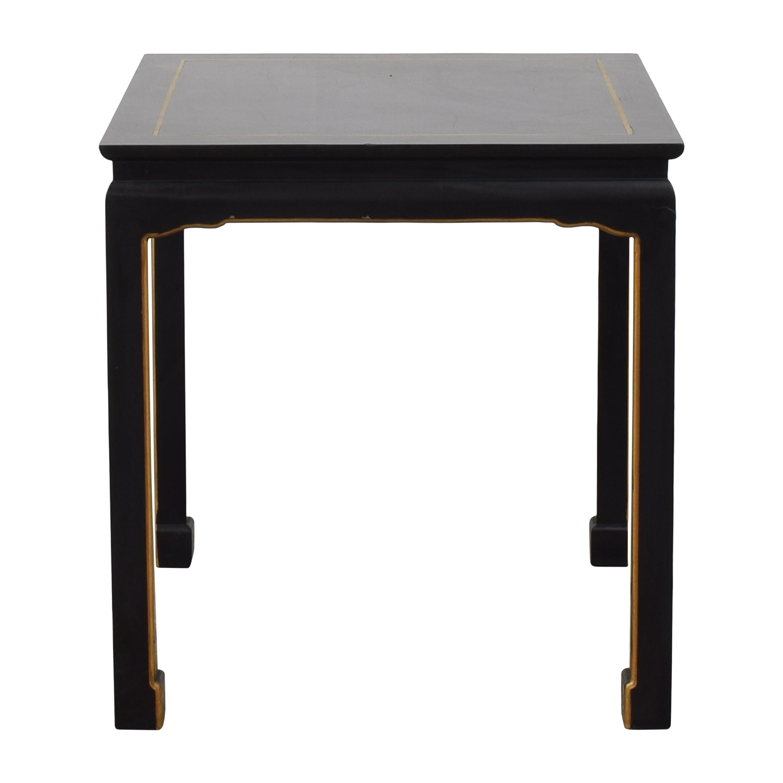 Decorative Square End Table  pa