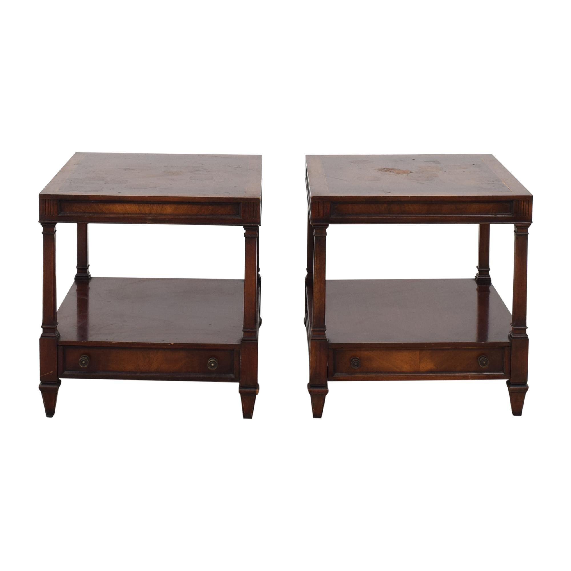 Weiman Weiman Heirloom Collection End Tables discount