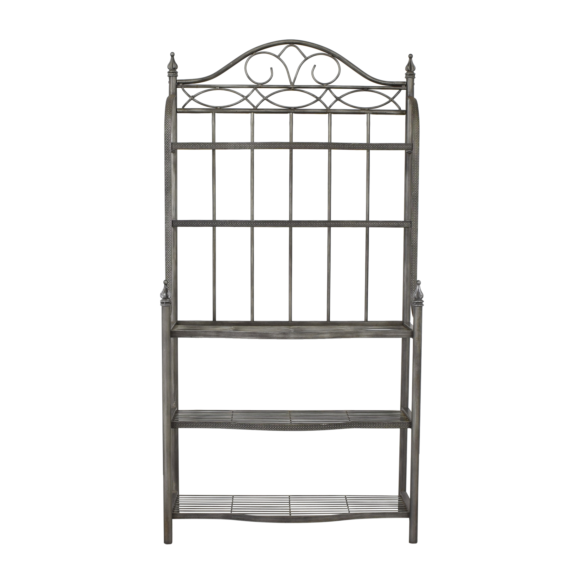 Decorative Bakers Rack second hand
