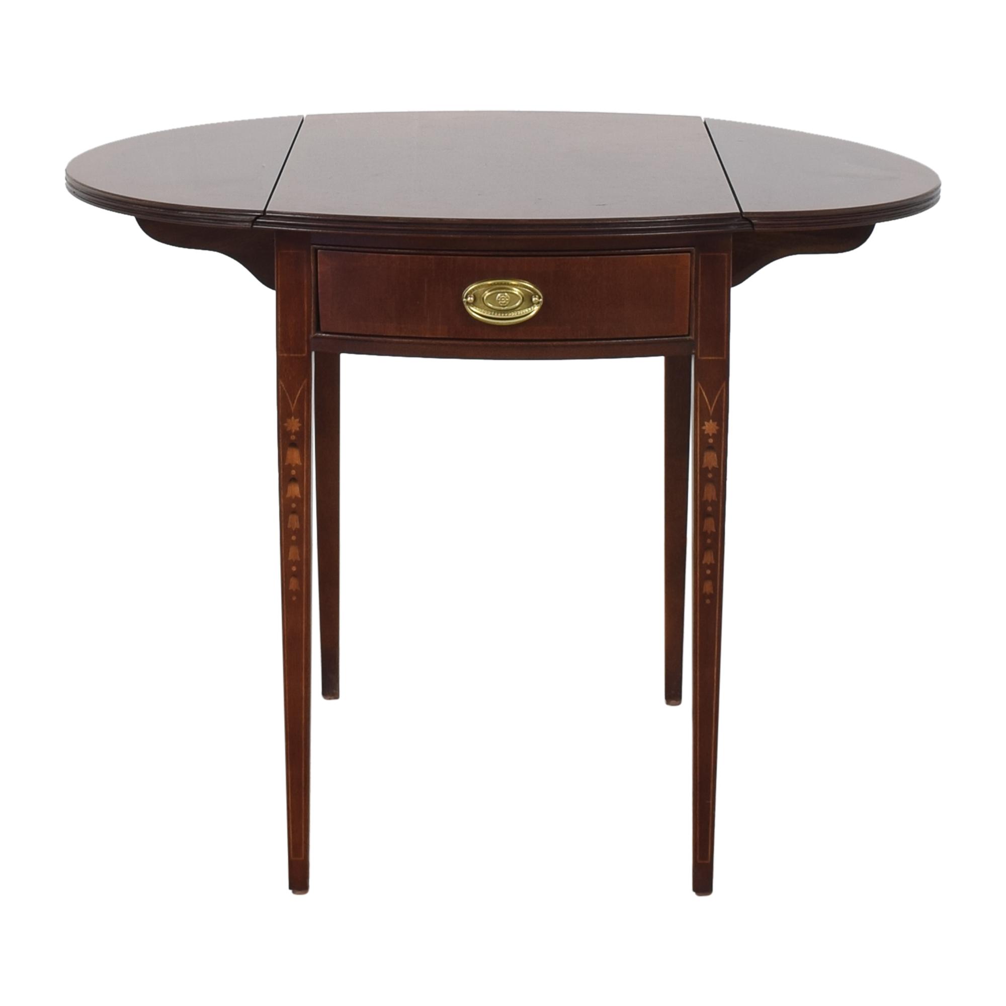 Ethan Allen Ethan Allen 18th Century Collection Pembroke End Table End Tables