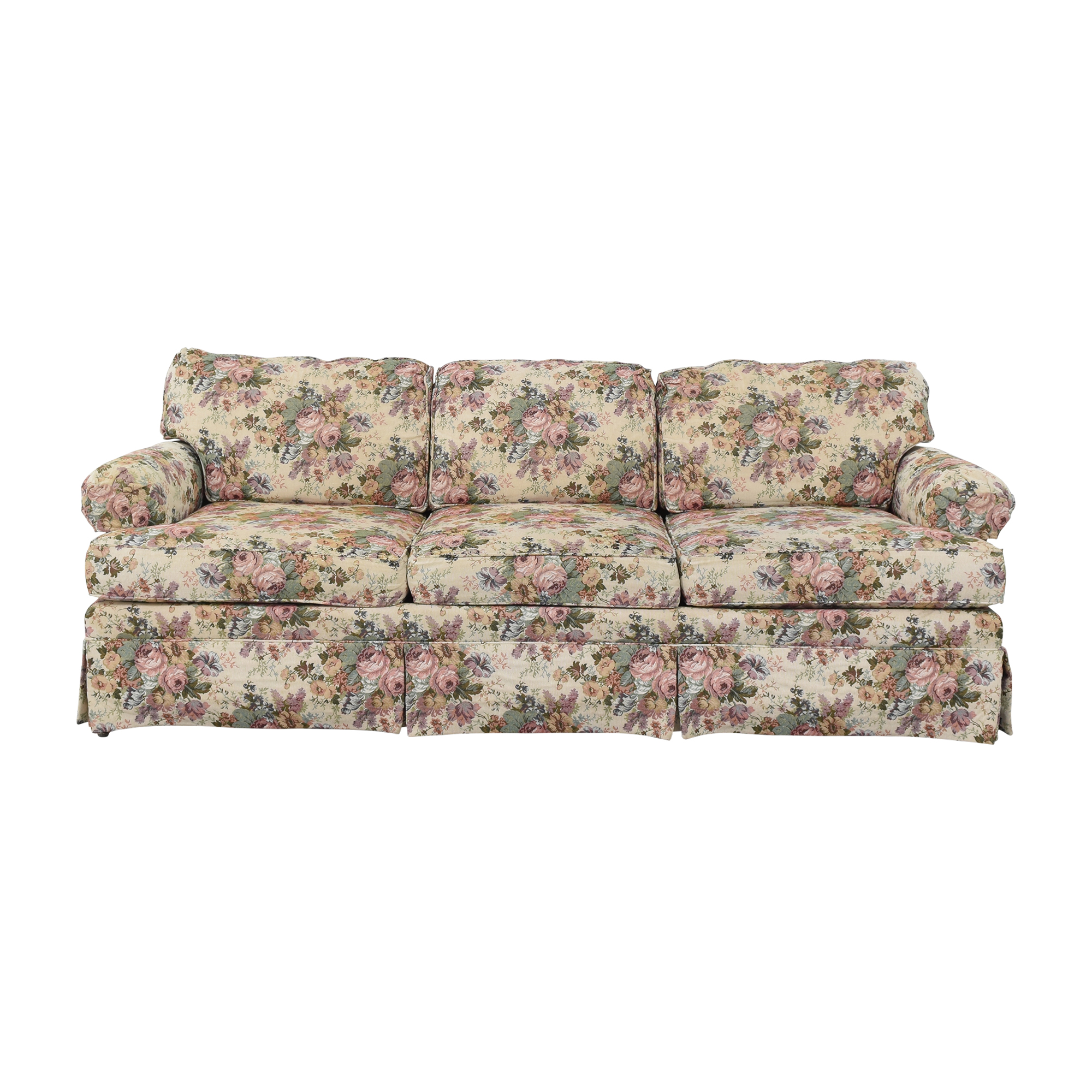 Ethan Allen Ethan Allen Floral Sofa