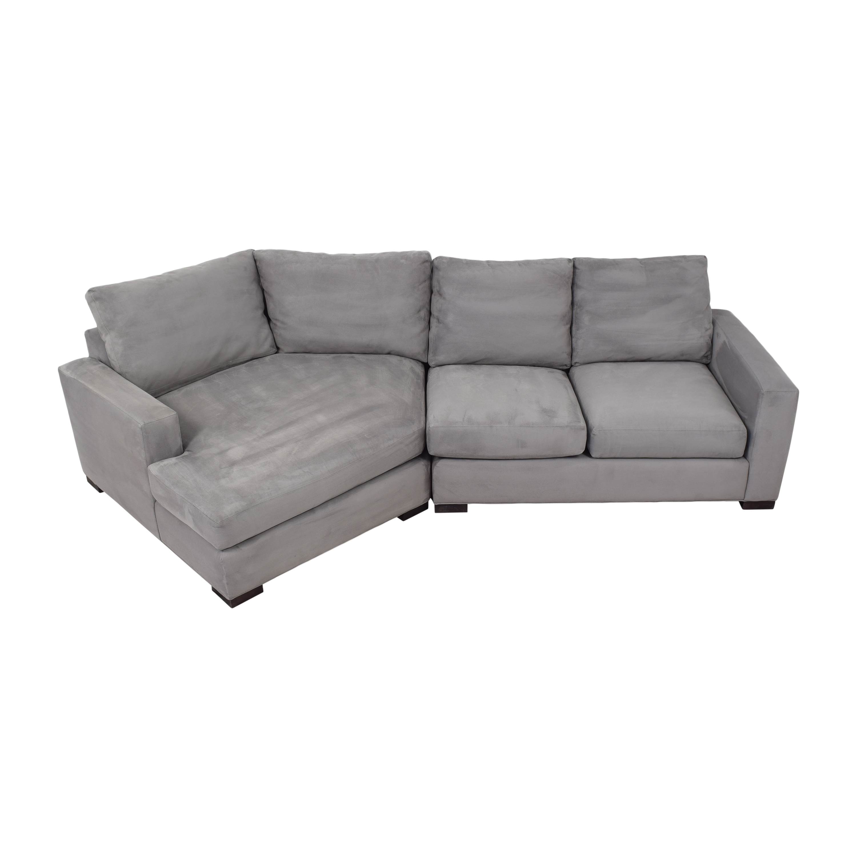 buy Room & Board Metro Sectional with Angled Chaise Room & Board