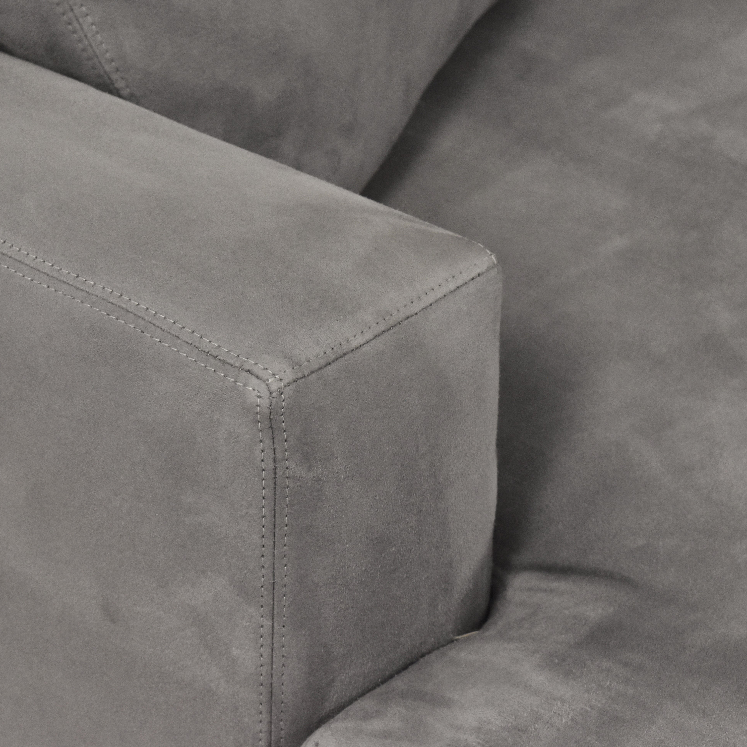 Room & Board Metro Sectional with Angled Chaise sale