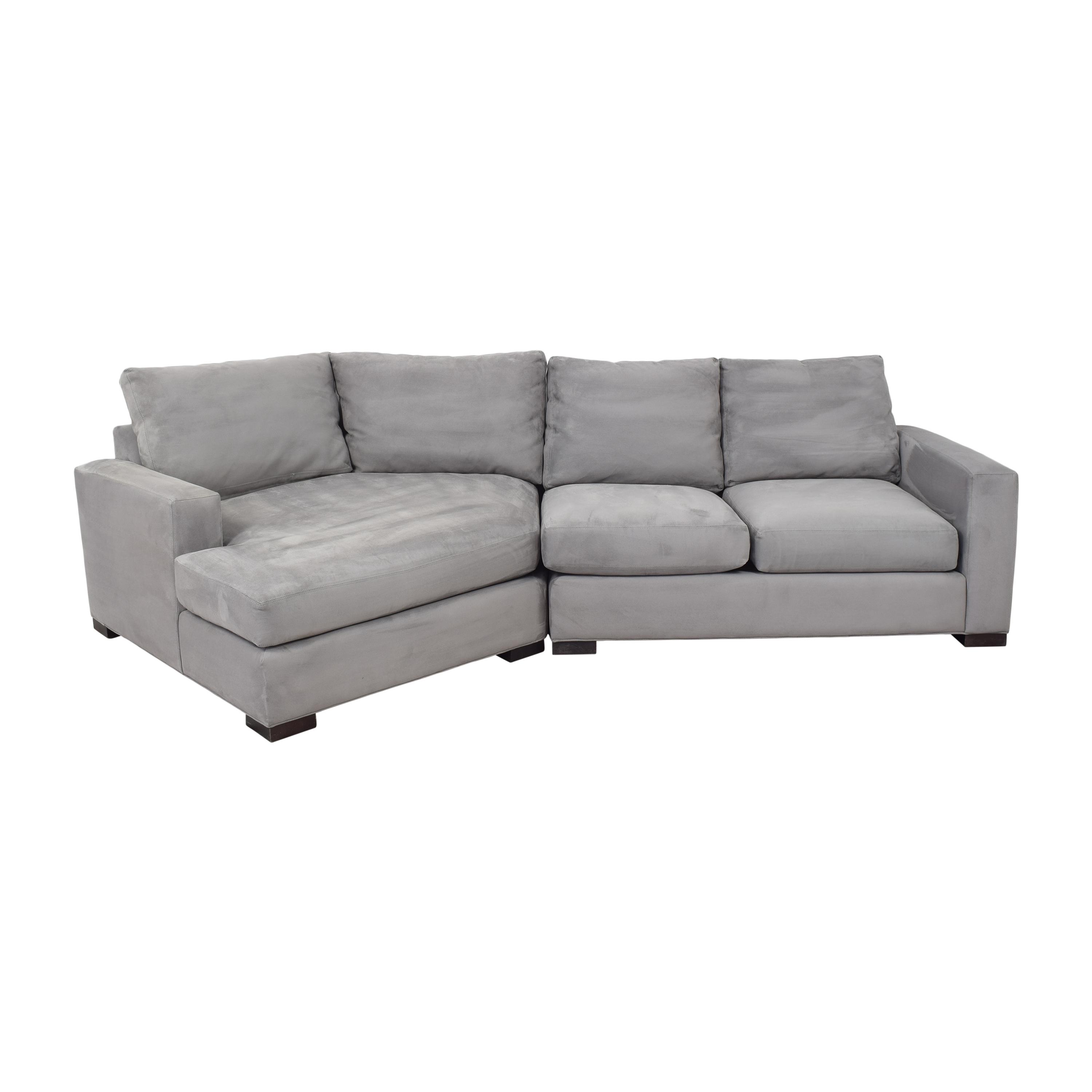 Room & Board Room & Board Metro Sectional with Angled Chaise price