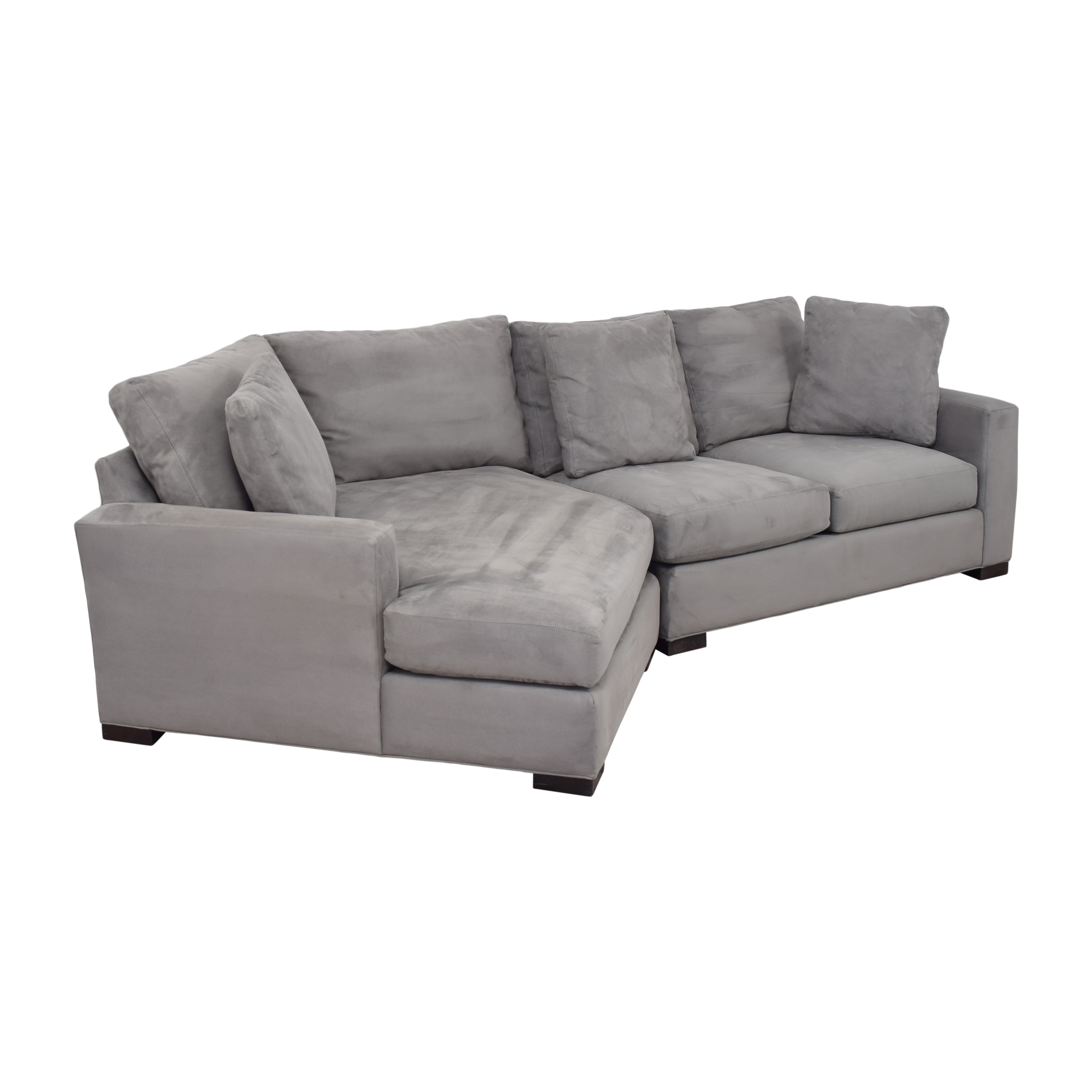 Room & Board Room & Board Metro Sectional with Angled Chaise second hand