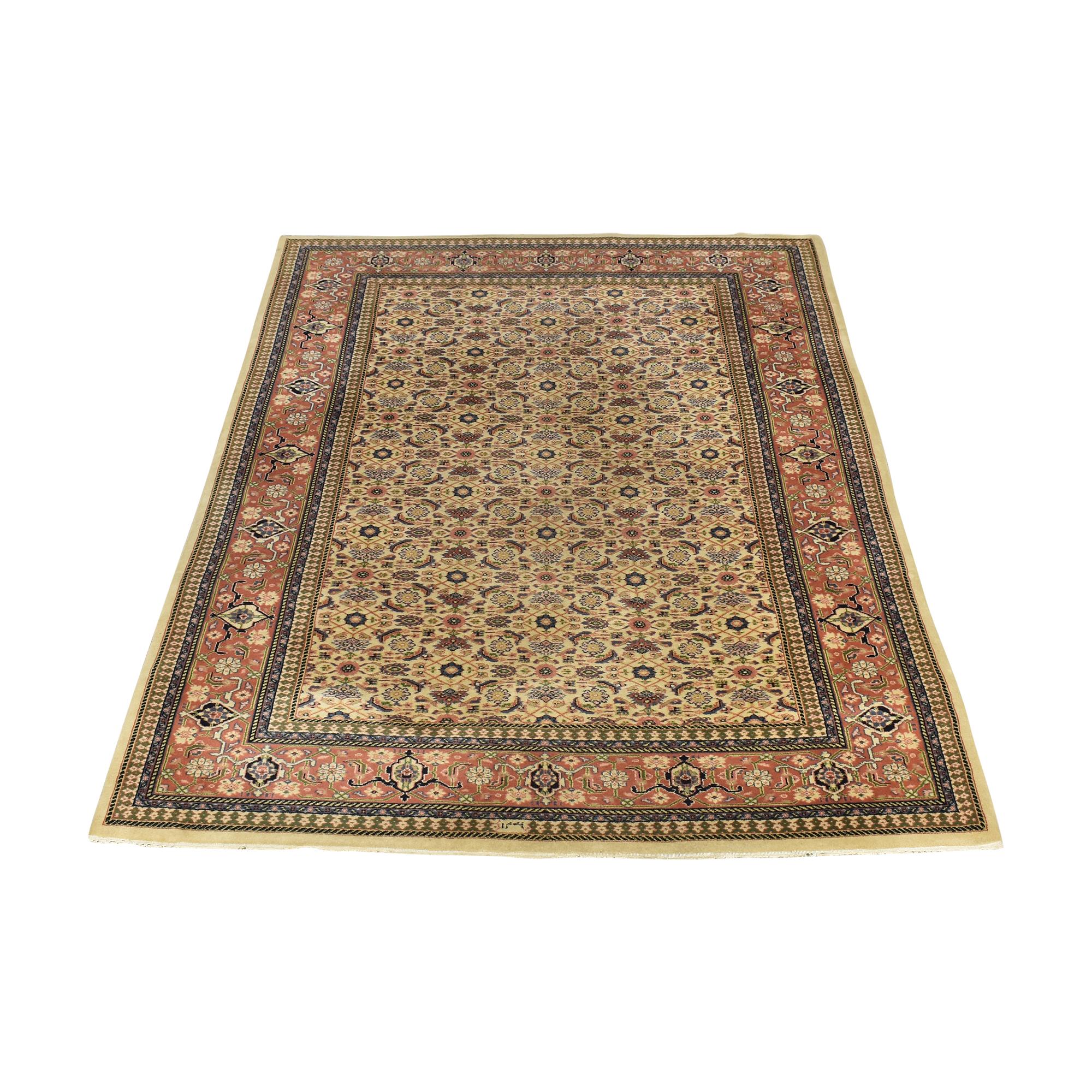 shop ABC Carpet & Home Patterned Area Rug ABC Carpet & Home Decor