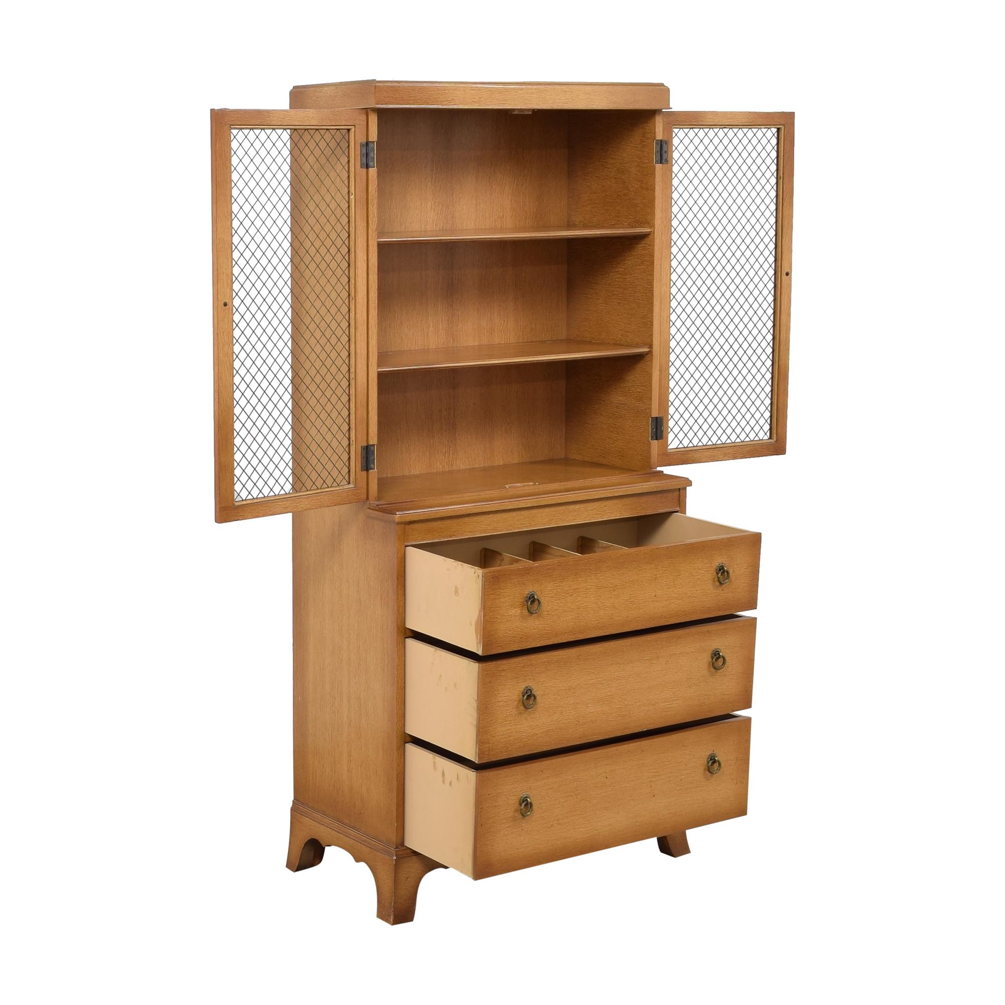 Three Drawer Dining Cabinet sale