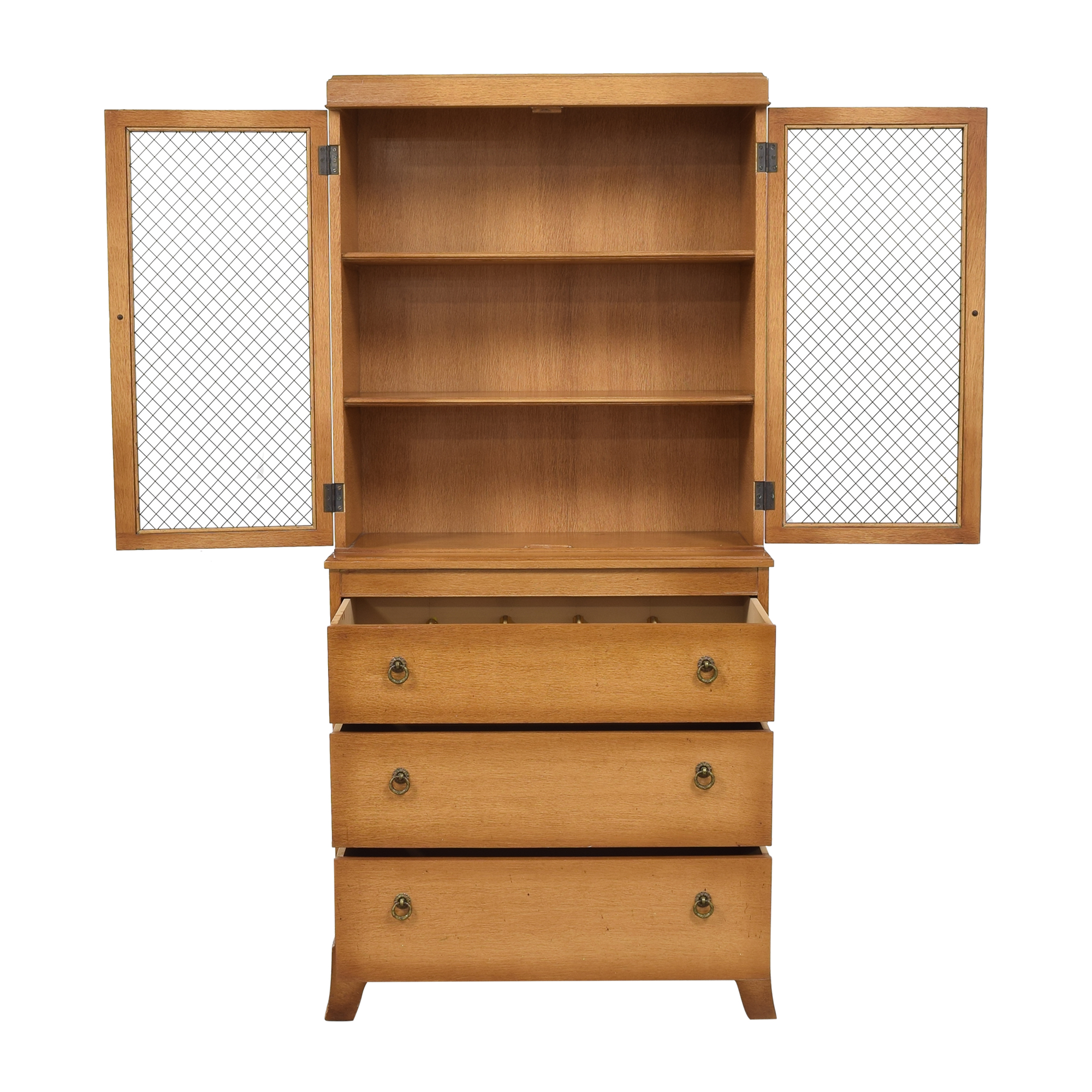 buy Three Drawer Dining Cabinet  Cabinets & Sideboards