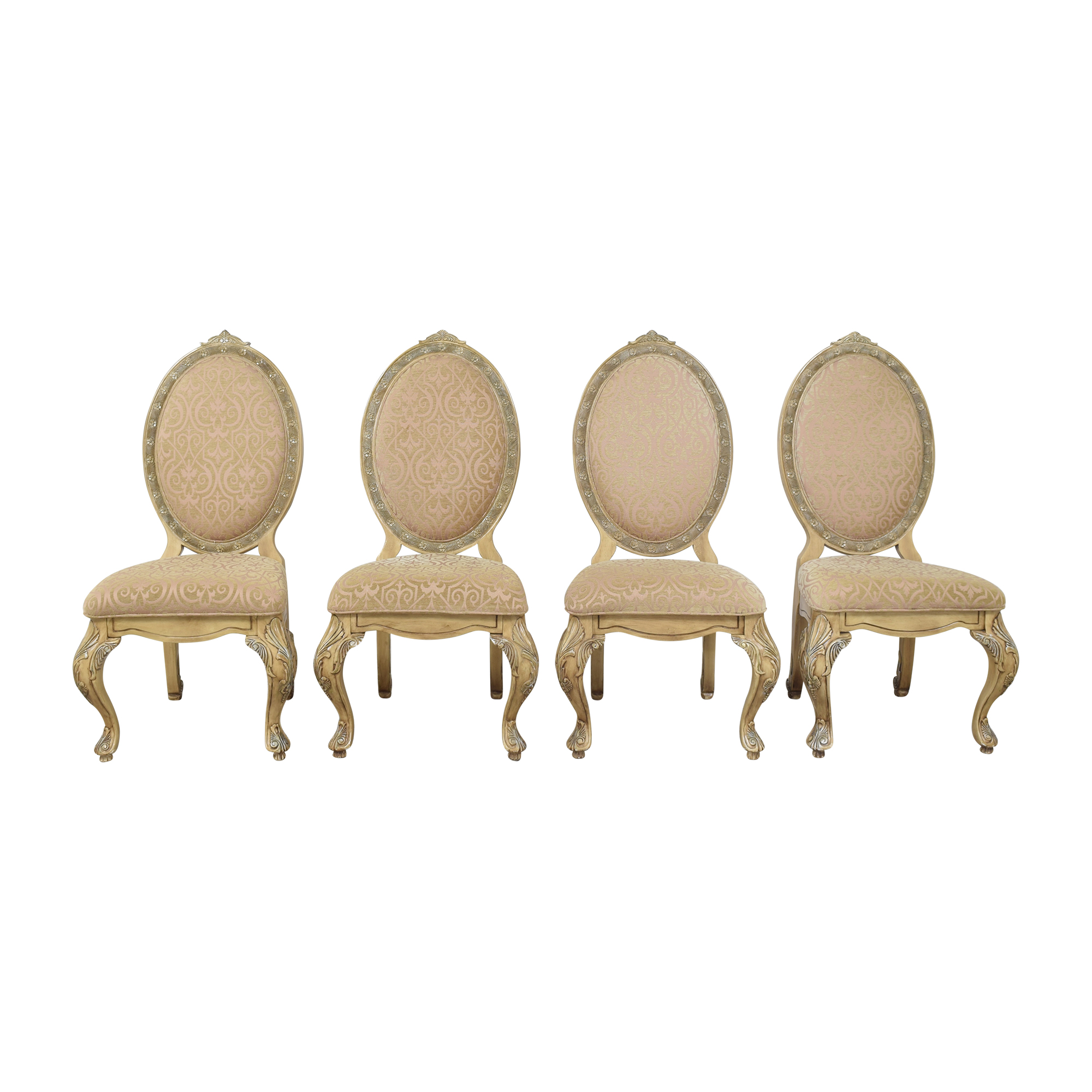 AICO AICO Lavelle Side Dining Chairs pa