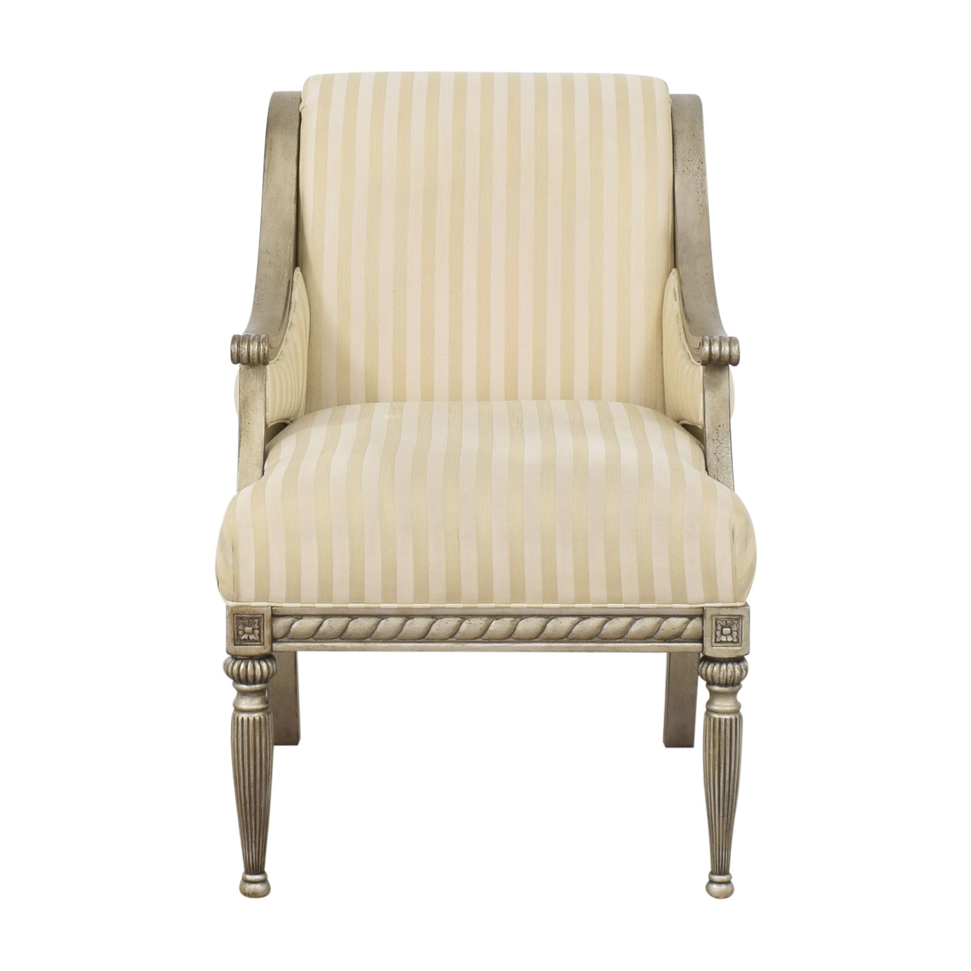 Schnadig Schnadig Wingback Accent Chair Beige