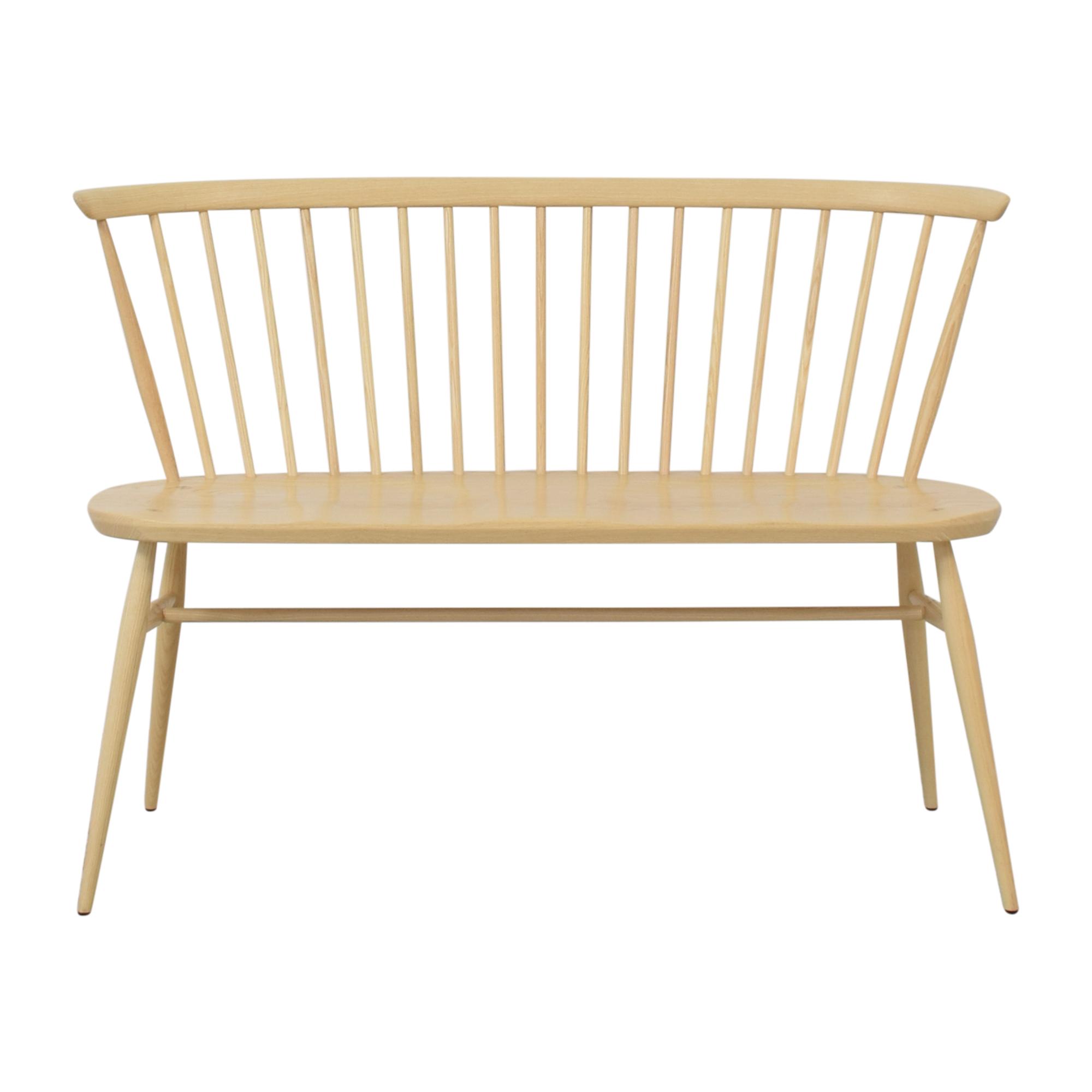 Design Within Reach Design Within Reach Originals Loveseat Bench on sale