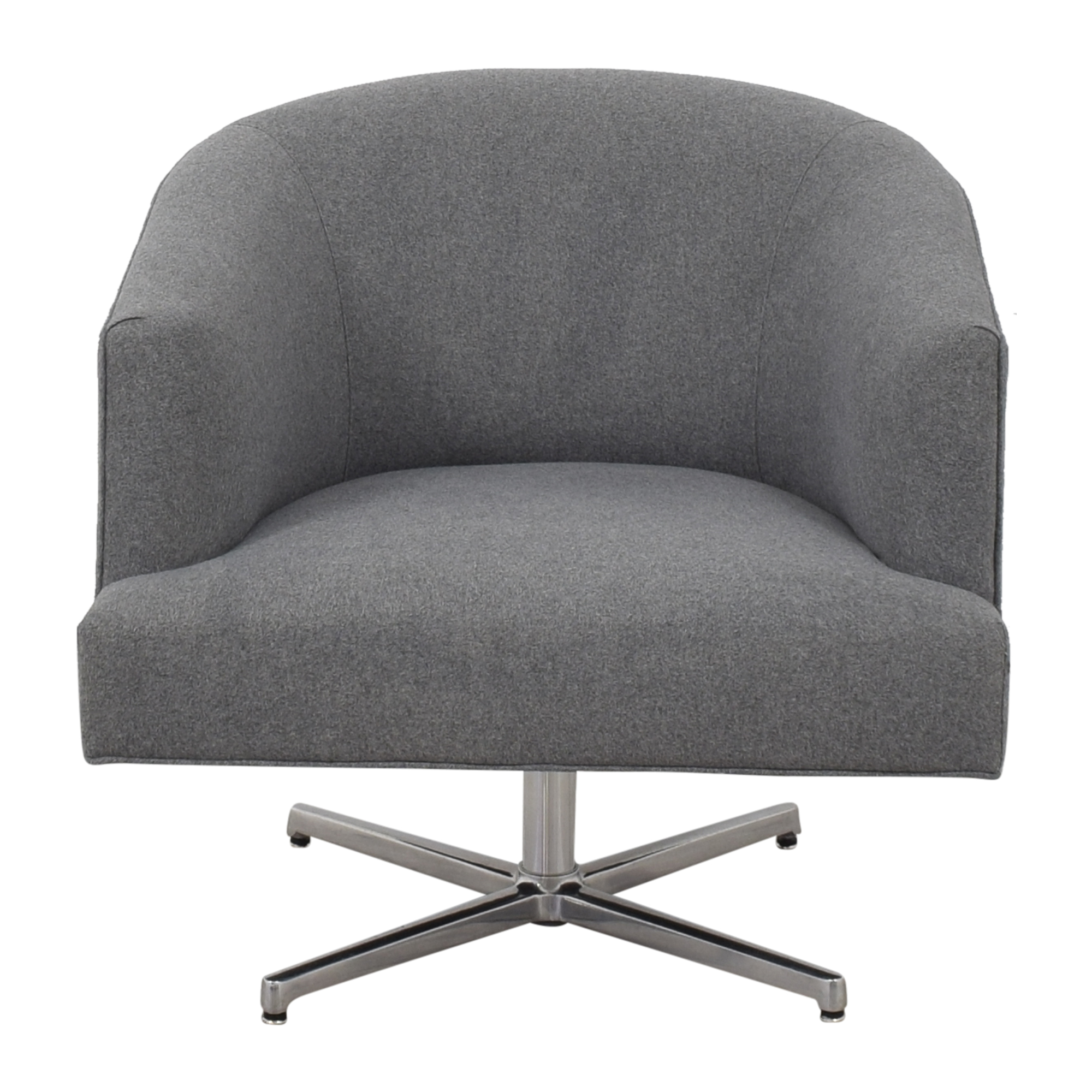 ABC Carpet & Home ABC Carpet & Home Fremont Swivel Chair Accent Chairs