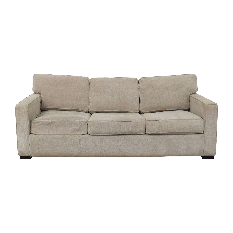 Macy's Macy's Radley Queen Sleeper Sofa nyc