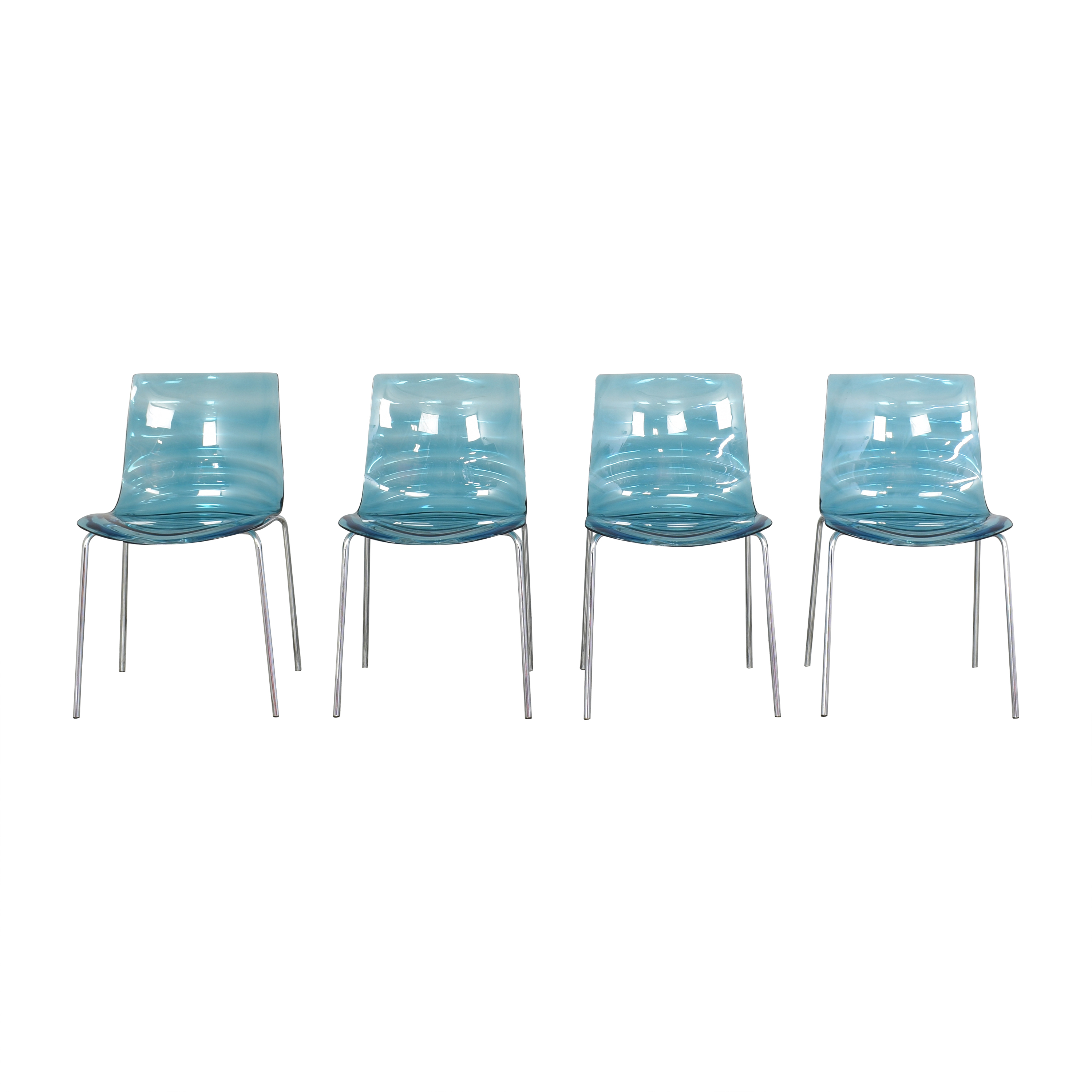 buy Modern Stacking Dining Chairs  Chairs