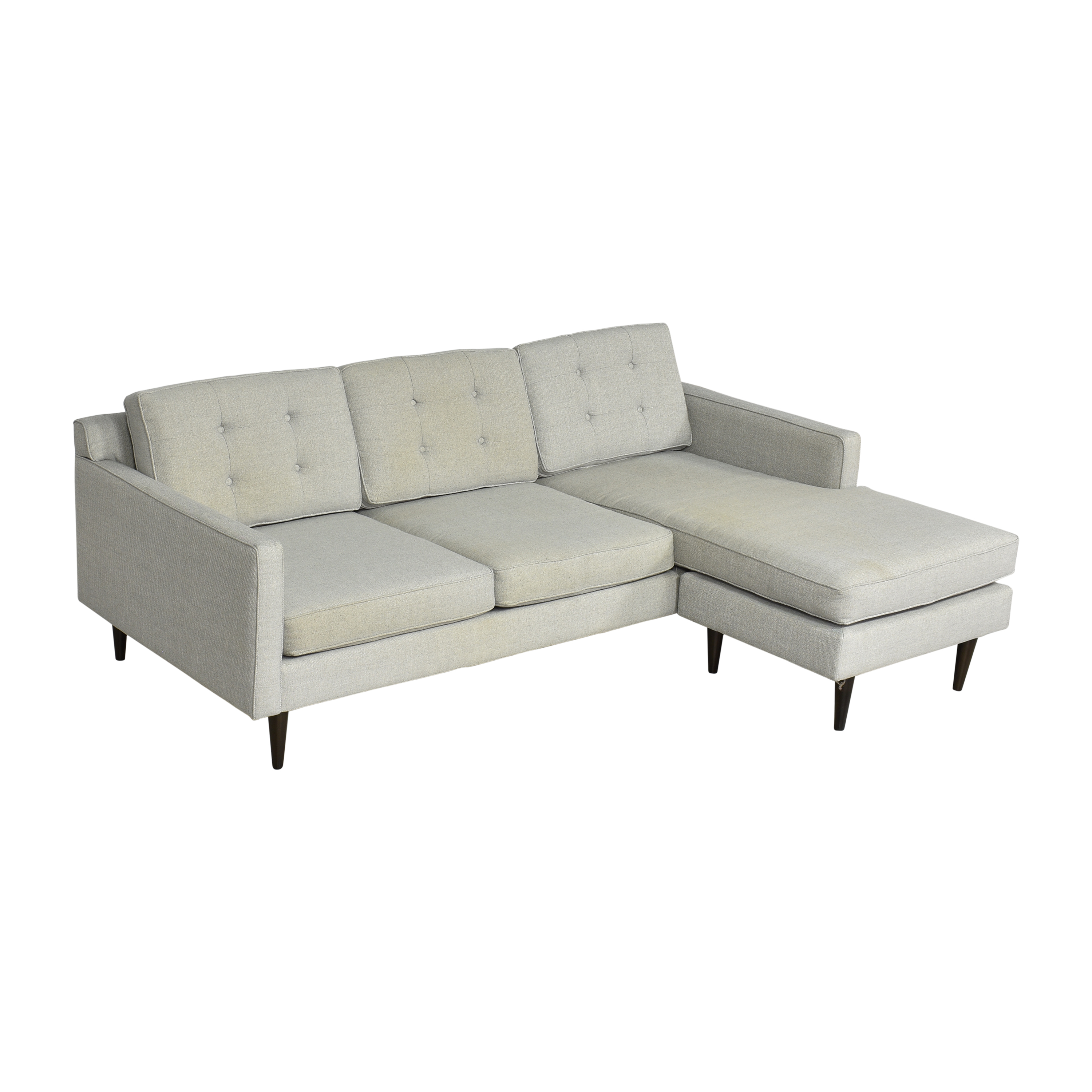 West Elm West Elm Drake Reversible Sectional coupon