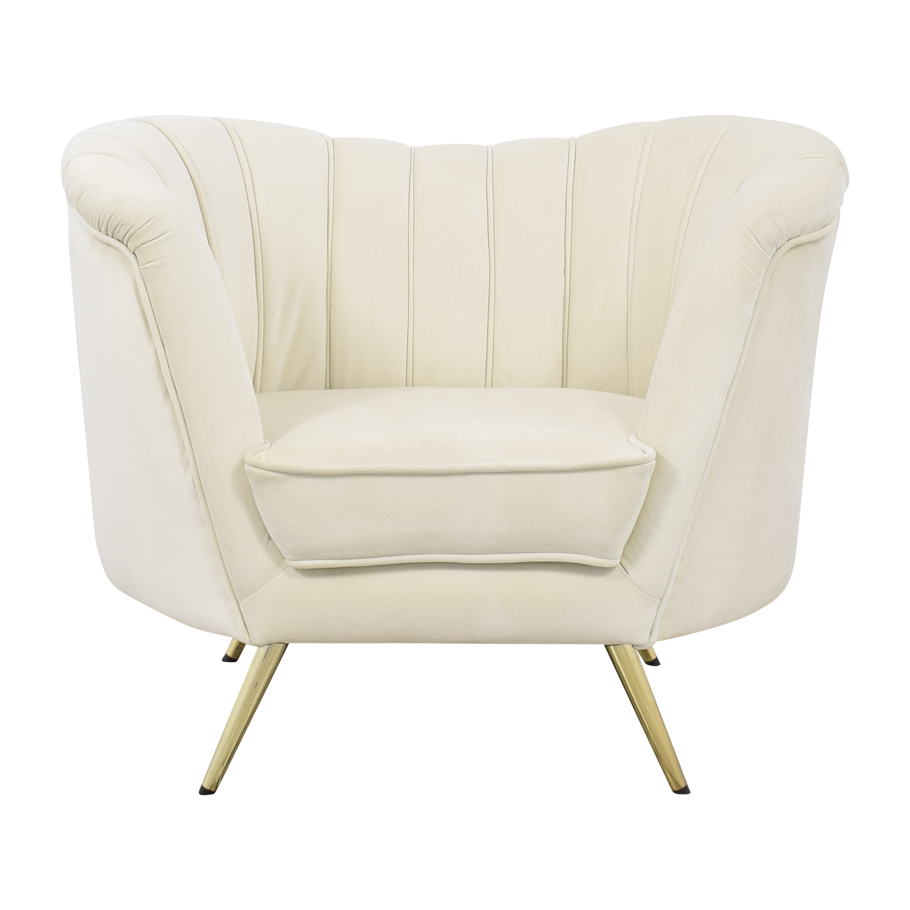 shop Meridian Furniture Margo Chair Meridian Furniture Chairs