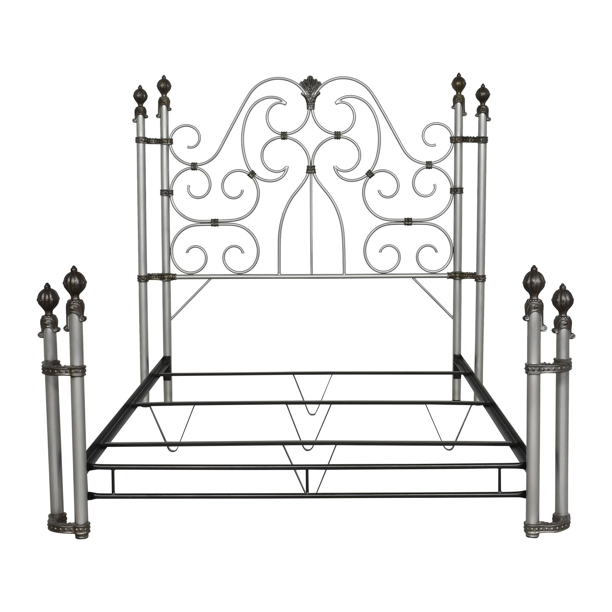 Wesley Allen Wesley Allen Aberdeen Queen Bed price