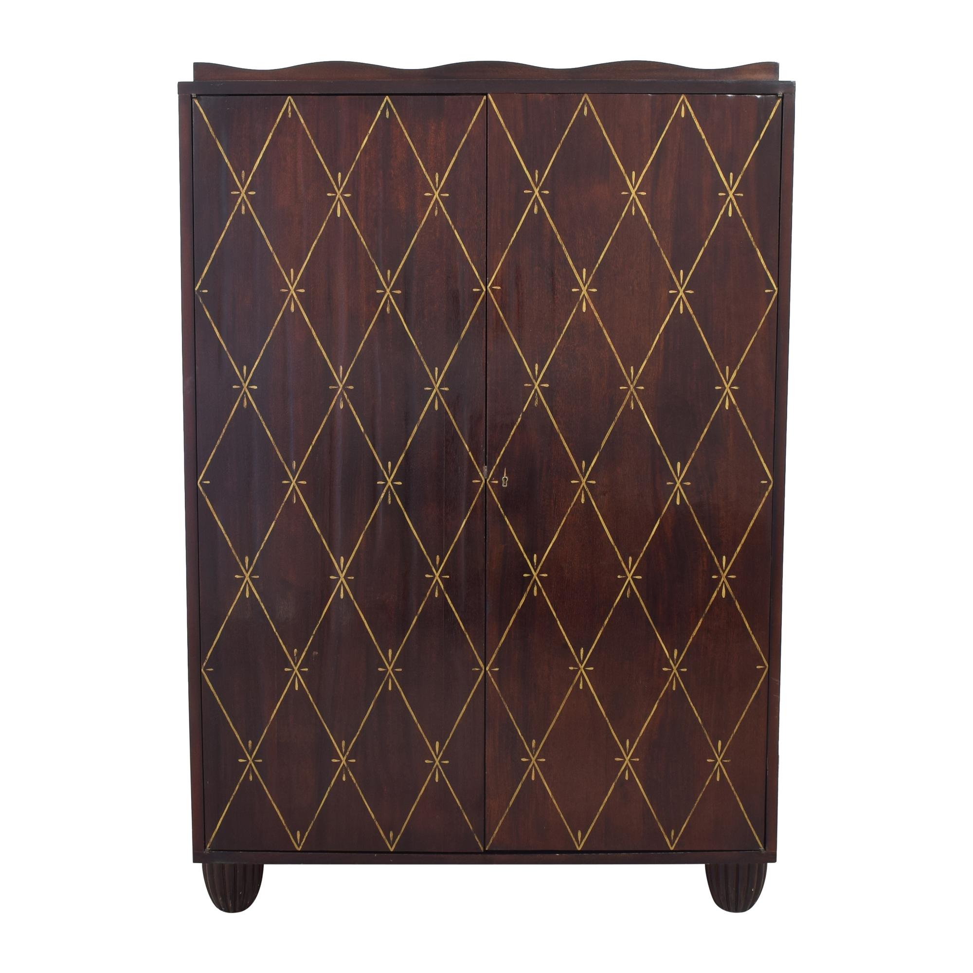 shop Baker Furniture Barbara Barry for Baker Media Cabinet online