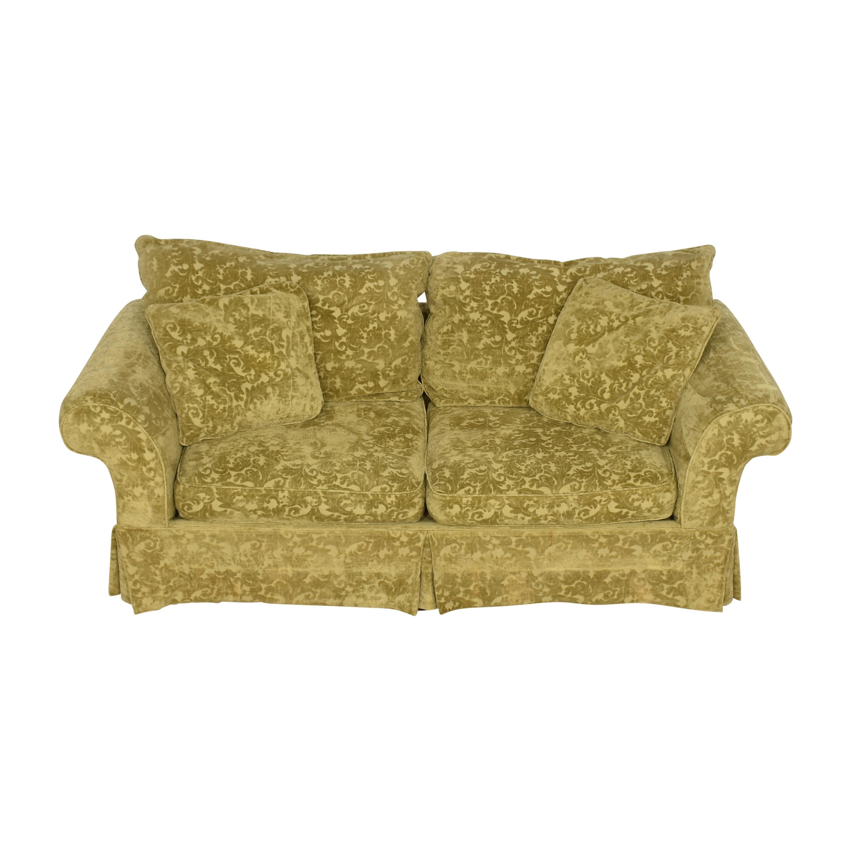 shop Domain Home Roll Arm Sofa Domain Home Classic Sofas