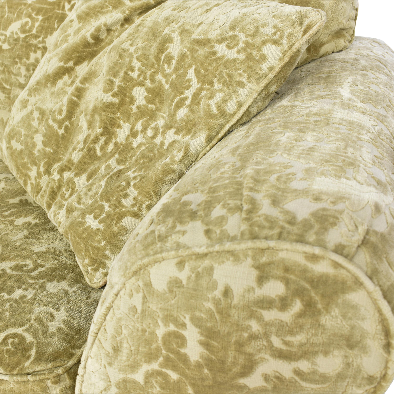 Domain Home Domain Home Roll Arm Sofa Classic Sofas