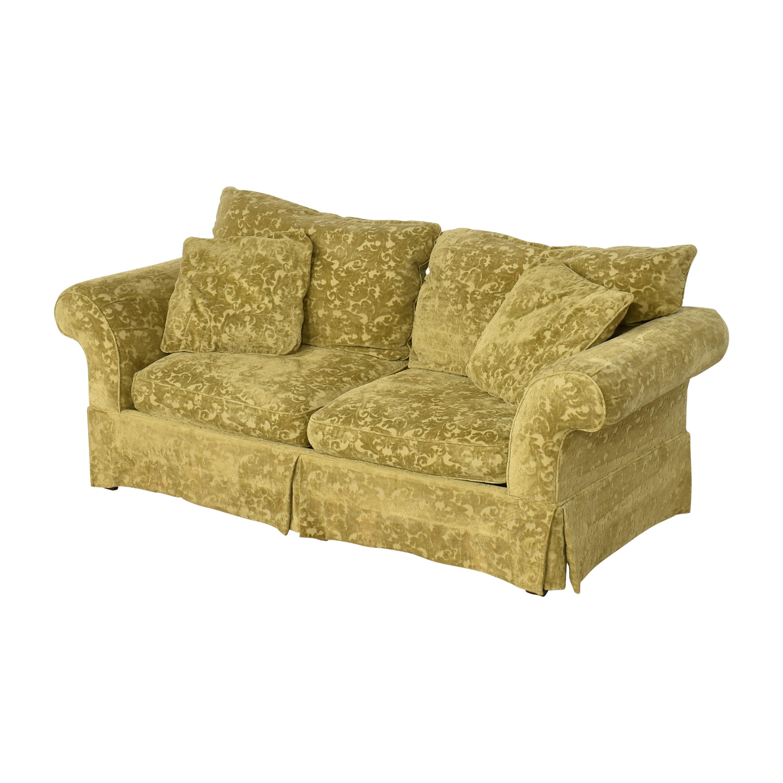 shop Domain Home Roll Arm Sofa Domain Home Sofas