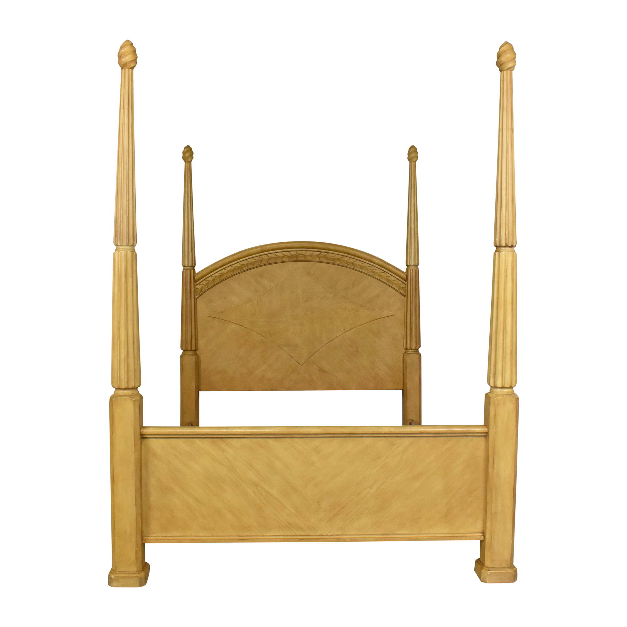 Four Poster Queen Bed Bed Frames