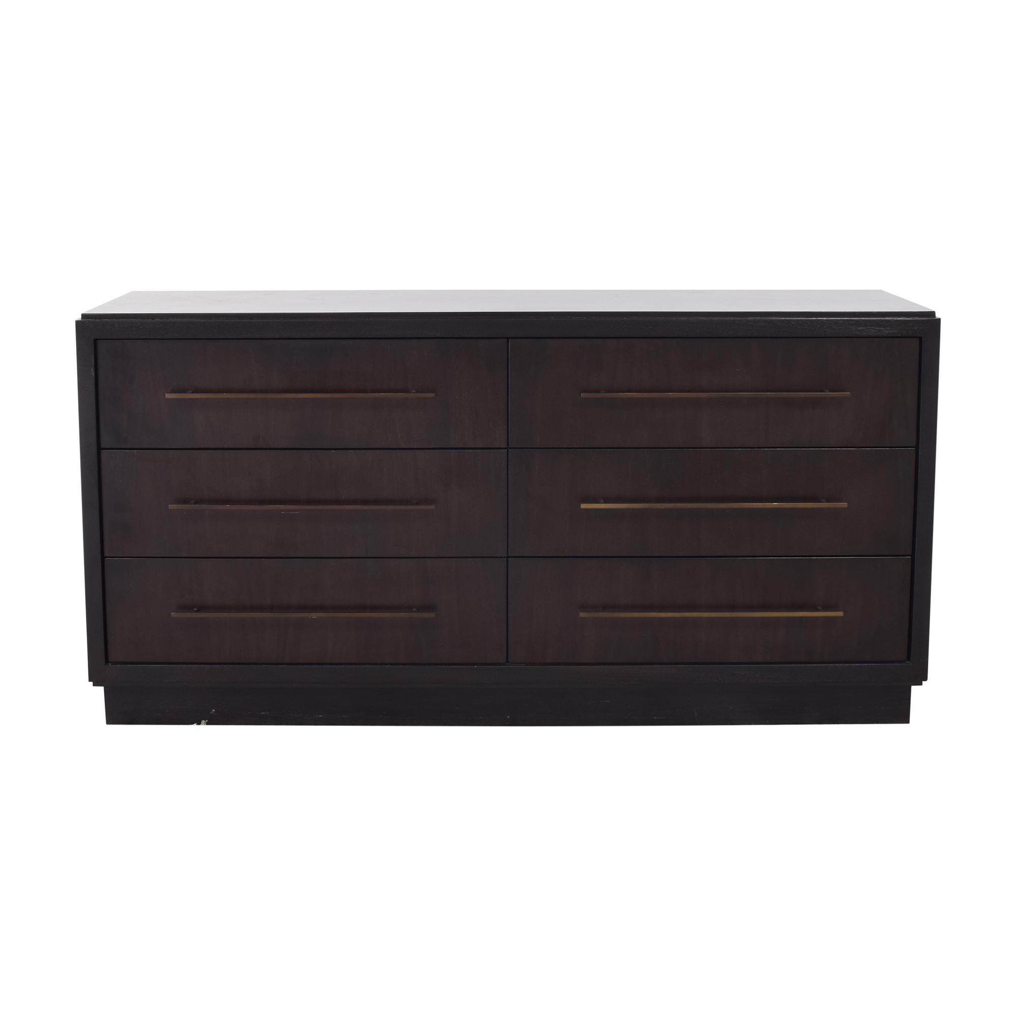 buy Mitchell Gold + Bob Williams Banks Chest Mitchell Gold + Bob Williams Dressers