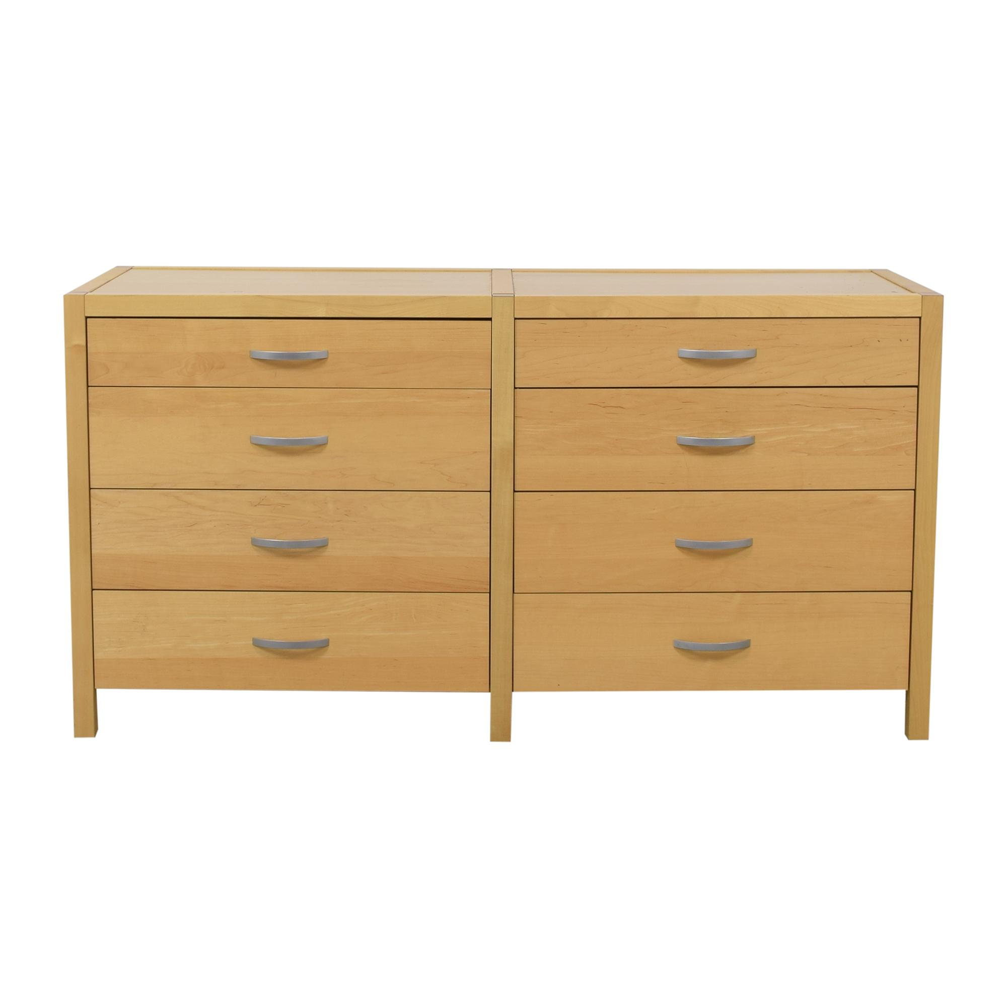 Solid & Basic Double Dresser sale