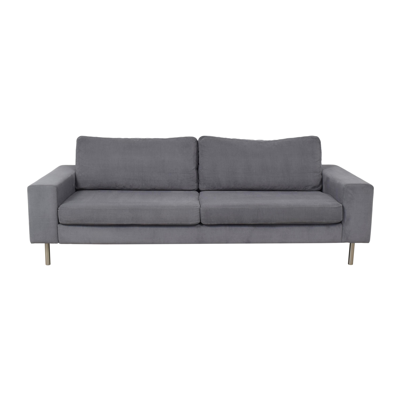 shop BoConcept Indivi Two Cushion Sofa BoConcept Sofas