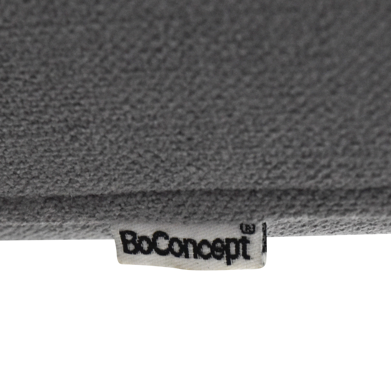 BoConcept BoConcept Indivi Two Cushion Sofa gray