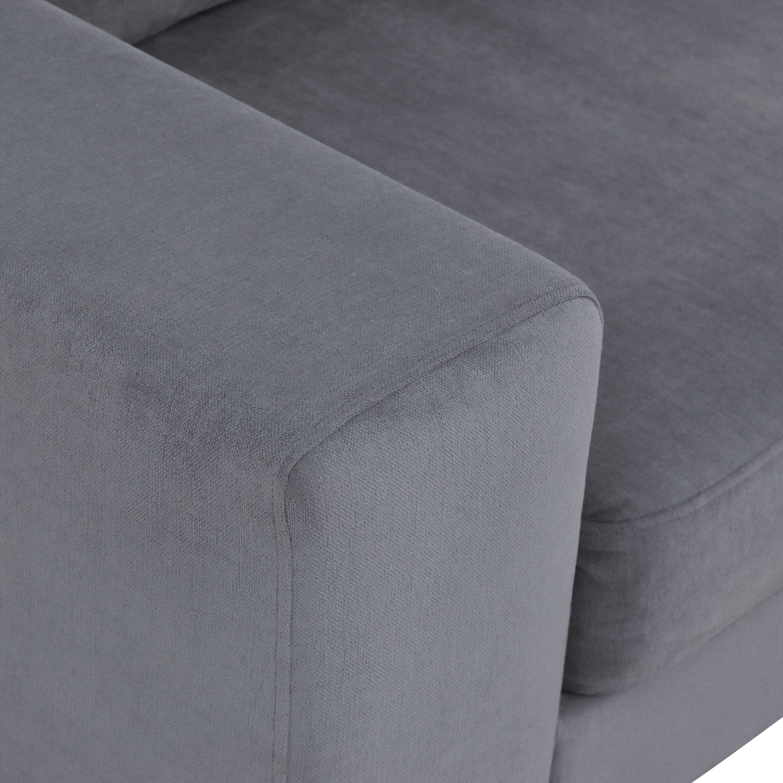 buy BoConcept Indivi Two Cushion Sofa BoConcept Sofas