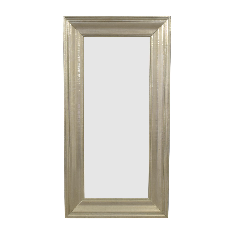 buy  Farmhouse-Style Floor Mirror online