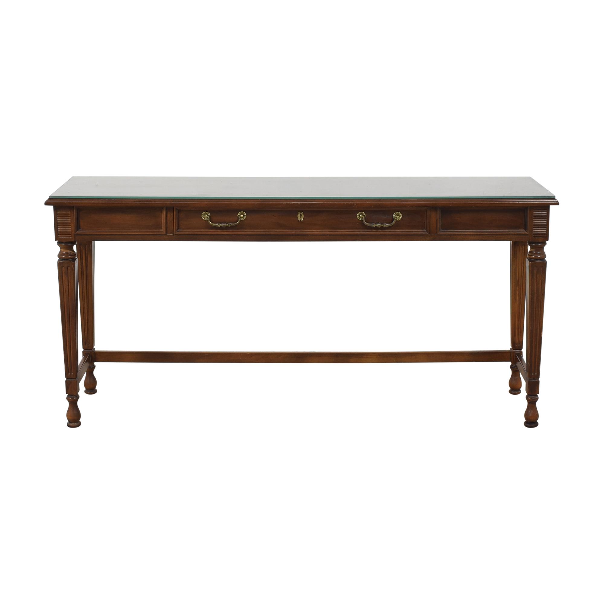 Drexel Sofa Table sale